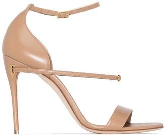 Jennifer Chamandi Rolando 105mm sandals