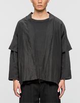 SASQUATCHfabrix. Oriental H/s Hanten S/S Shirt