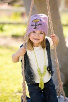 Peppercorn Kids Embroidered Tulip Beanie (Baby, Toddler, & Little Girls)