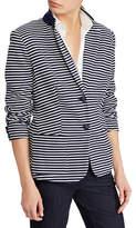 Lauren Ralph Lauren Petite Nautical Striped Jacket