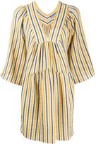 Three Graces Stella striped dress