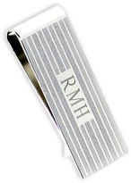 Accessories Silver Engravable Money Clip