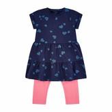 Mothercare Baby Girls Mg Pa Stripe Jersey Dress