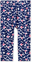First Impressions Heart-Print Leggings, Baby Girls (0-24 months), Only at Macy's