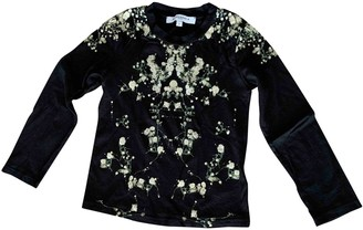 Givenchy Black Cotton Tops
