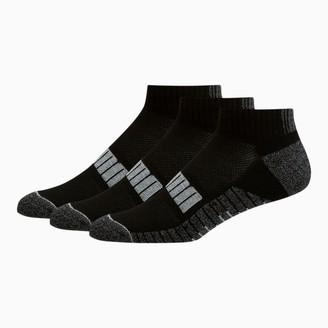Puma Men's Quarter Crew Socks [3 Pack]