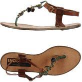 Golden Goose Deluxe Brand Toe strap sandals
