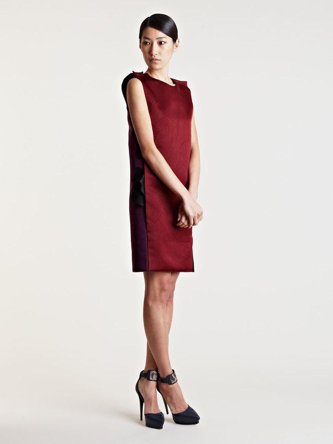 Lanvin Women's Silk Shift Dress