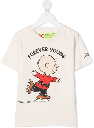 Mc2 Saint Barth Kids Cameron cotton T-shirt