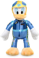 Disney Donald Duck Plush - Mickey and the Roadster Racers - Small - 8 3/4''