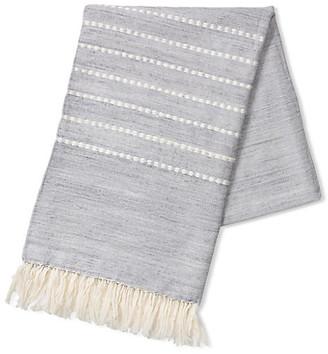 Bole Road Textiles Bati throw - Mist