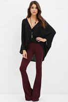Forever 21 Classic Flared Pants