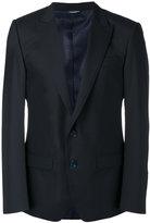 Dolce & Gabbana peaked lapel blazer - men - Polyester/Spandex/Elastane/Acetate/Virgin Wool - 46