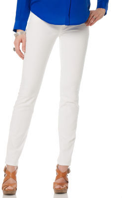 A Pea in the Pod 7 For All Mankind Secret Fit Belly® 5 Pocket Slim Leg Maternity Jeans