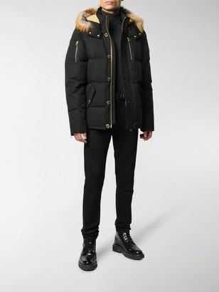 Moose Knuckles Minnetonka hooded down jacket