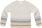 Marie Chantal GirlsFairisle Sweater