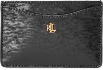 Ralph Lauren Saffiano Leather Card Case