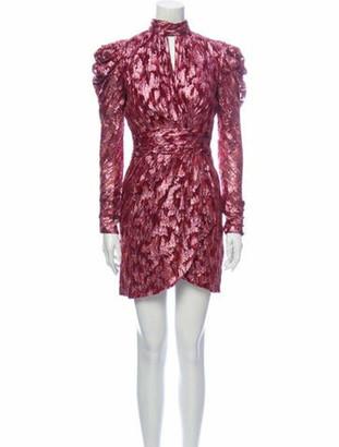 Jonathan Simkhai Animal Print Mini Dress w/ Tags