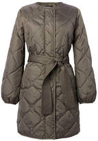 Banana Republic Water-Resistant Quilted Coat