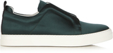 Pierre Hardy Low-top satin trainers