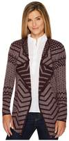 Smartwool Avion Ridge Pattern Wrap Women's Sweater