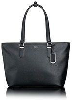 Tumi Sinclair - Nell Coated Canvas Tote - Black