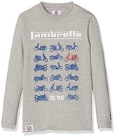 Lambretta Boy's Moto Tee Long T-Shirt