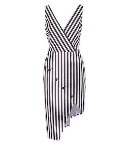 Altuzarra Marceau stretch-cotton dress