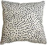Kim Salmela Casanova Spot 20x20 Pillow, Ivory