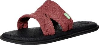 Sanuk Women's Yoga Mat Capri Slide Sandal