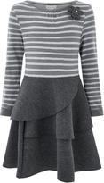 Monsoon Sofia Stripe Dress