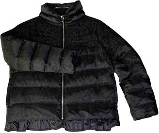 Escada Black Faux fur Coat for Women