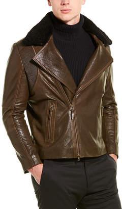 Aston Leather Atlantic City Leather Jacket