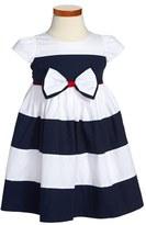 Biscotti 'She's Got Stripes' Dress (Toddler Girls)
