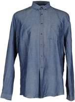 Macchia J Denim shirts - Item 38573642
