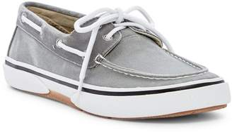 Sperry Halyard 2-Eye Boat Shoe - Wide Width Available