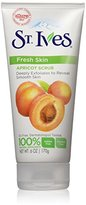 St. Ives St. Ives, Fresh Skin Apricot Scrub, 6 Ounce (Pack of 6)