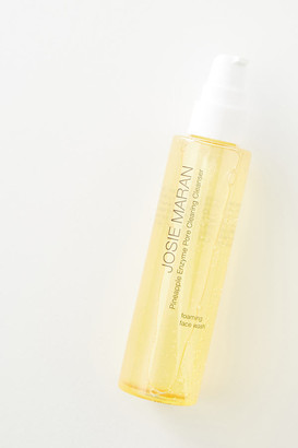 Josie Maran Pineapple Enzyme Pore Clearing Cleanser By in Yellow