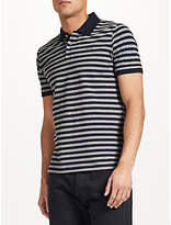 Gant Feeder Stripe Polo Shirt
