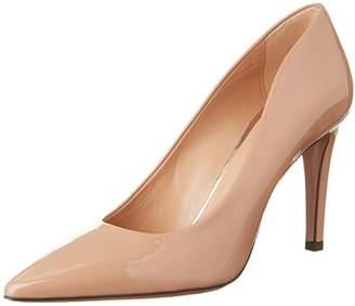 Oxitaly Women's Sissi 200 Closed Toe Heels, Beige Malva