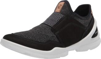 Ecco Womens Biom Street Strap Walking Sneaker