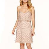 Liliana Simply Beaded Blouson Dress