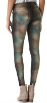 Wildfox Couture Marianne Print Skinny Jeans