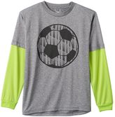 Tek Gear Boys 8-20 Lightweight Skater Tee