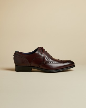 Ted Baker MITTAL Classic leather brogues