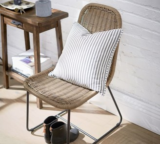 Pottery Barn Plymouth Woven Dining Chair