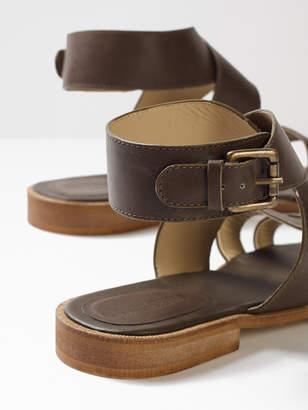 White Stuff Mina Leather Sandal