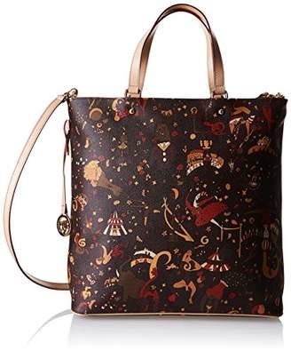 Piero Guidi High, Women's Top-Handle Bag,33.0x32.0x11.0 cm (W x H L)