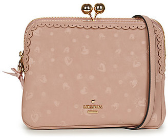 Lollipops FRIVOLE MULTIPOCKET women's Shoulder Bag in Pink