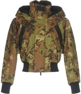 DSQUARED2 Down jackets - Item 41757399